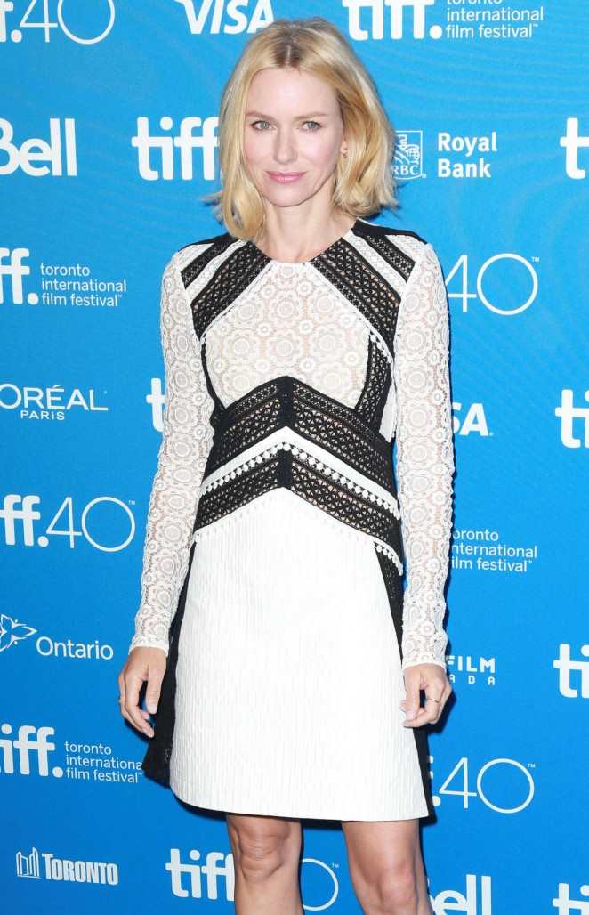 Naomi Watts - 'Demolition' Press Conference at 2015 TIFF