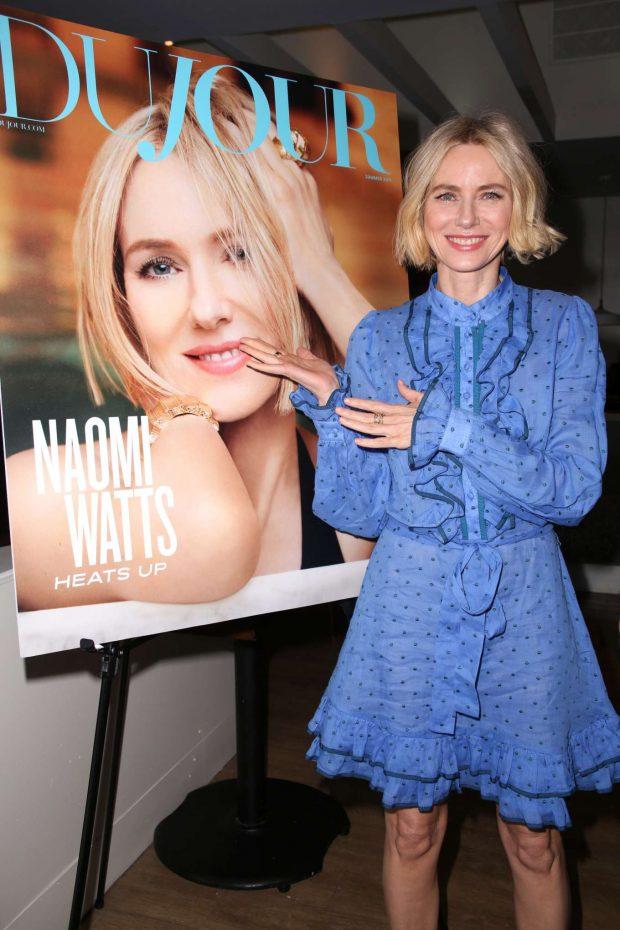 Naomi Watts - Dujour Media Annual Memorial Day Kick Off Celebration in NY