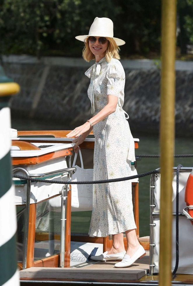 Naomi Watts - During 75th Venice Film Festival
