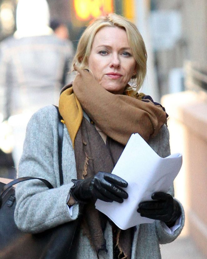 Naomi Watts: Filming t...