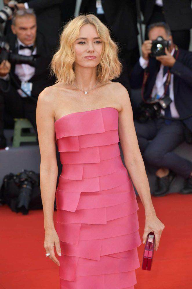 Naomi Watts - 'First Man' Premiere at 2018 Venice International Film Festival in Venice