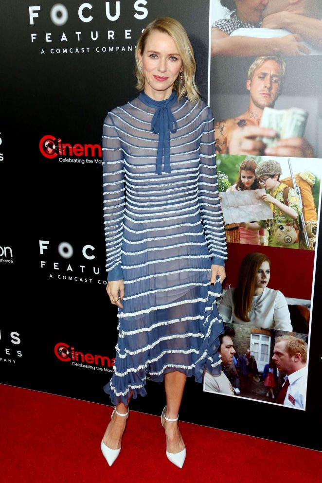 Naomi Watts: Focus Features Presentation at 2017 CinemaCon -04