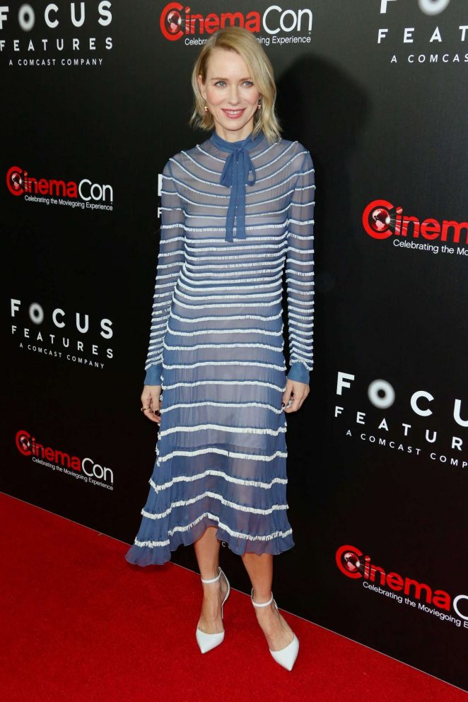 Naomi Watts: Focus Features Presentation at 2017 CinemaCon -12