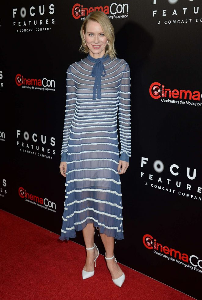 Naomi Watts: Focus Features Presentation at 2017 CinemaCon -13