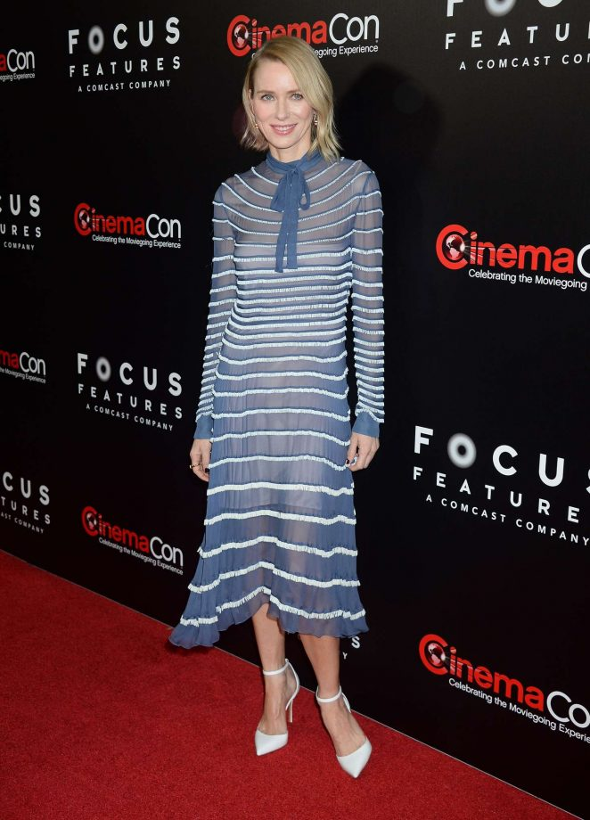 Naomi Watts: Focus Features Presentation at 2017 CinemaCon -14