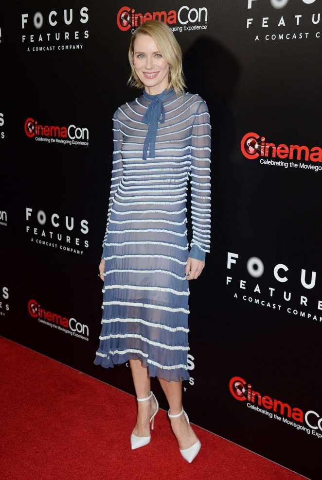 Naomi Watts: Focus Features Presentation at 2017 CinemaCon -17