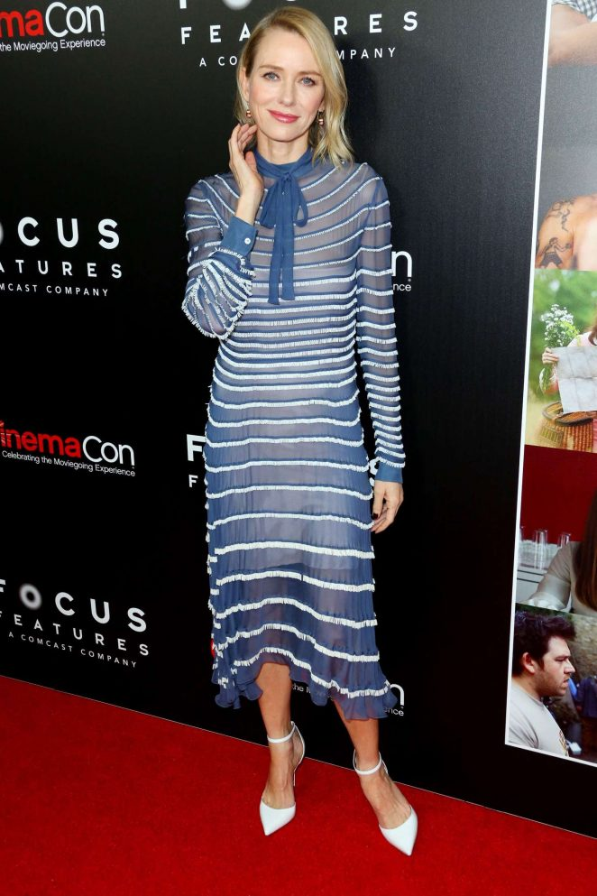 Naomi Watts: Focus Features Presentation at 2017 CinemaCon -20