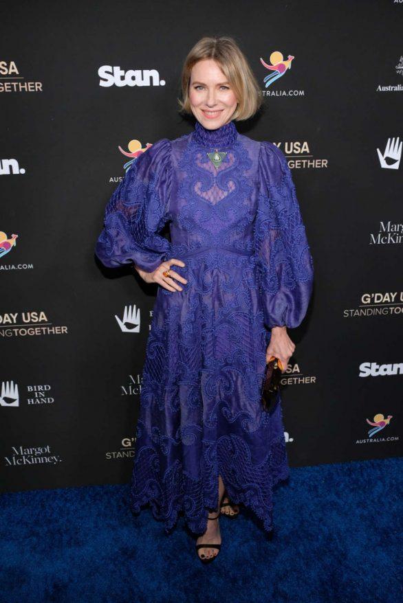 Naomi Watts - G'Day USA 2020 in Beverly Hills