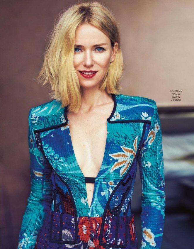 Naomi Watts - Grazia Italy Magazine (November 2017)