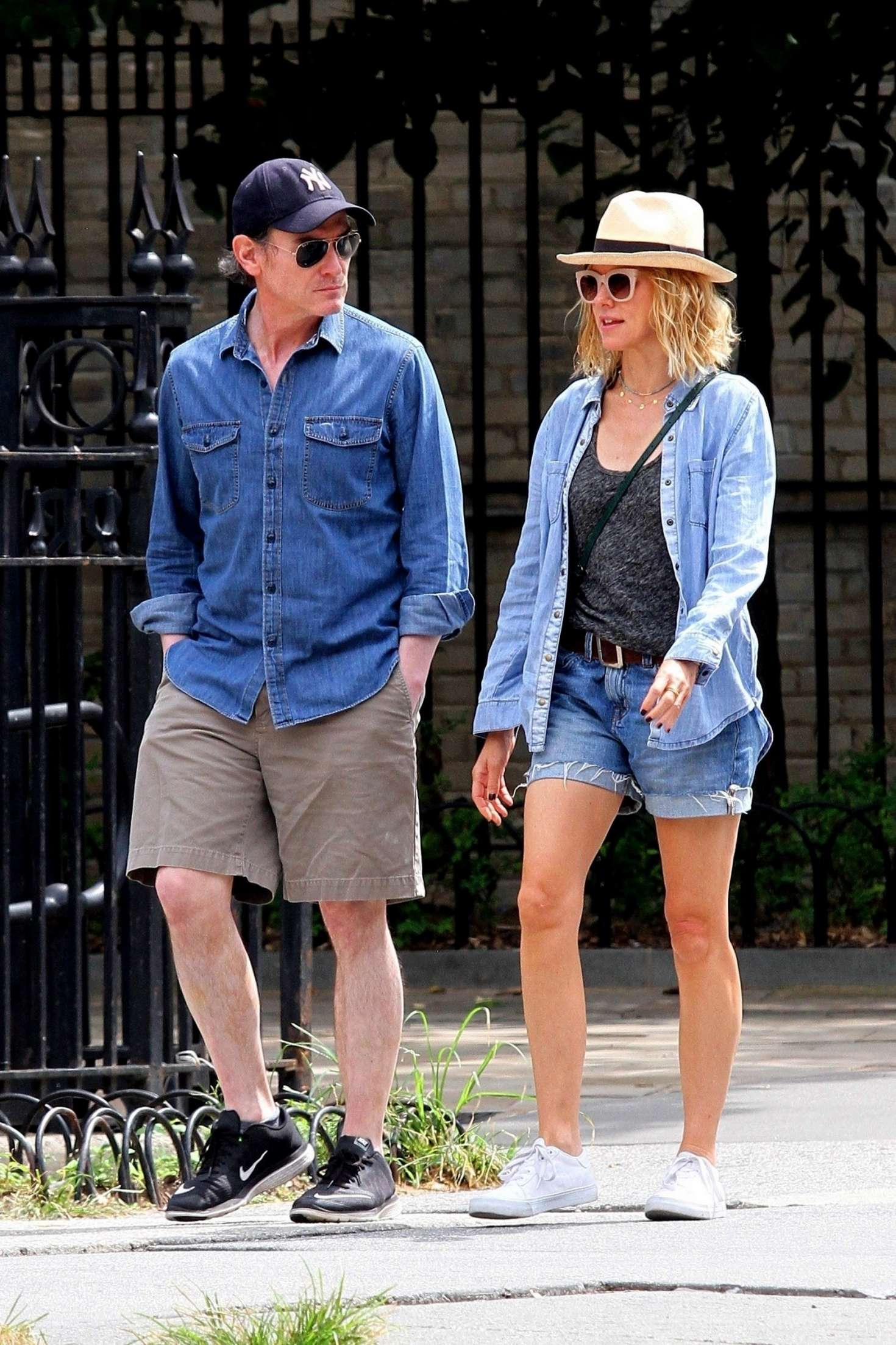 Naomi Watts 2018 : Naomi Watts in Shorts -06