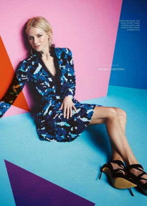 Naomi Watts - InStyle UK Magazine (February 2015) adds