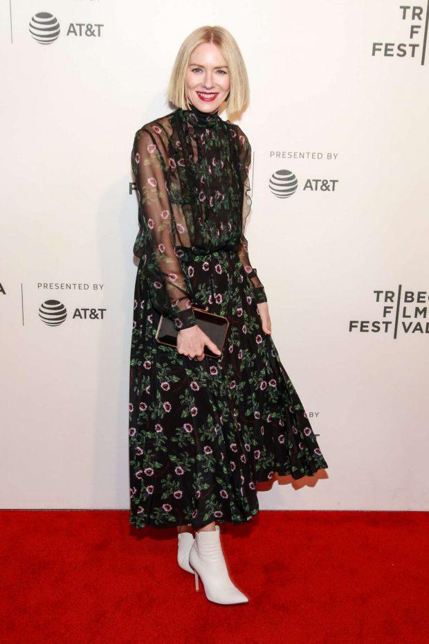 Naomi Watts: Luce Premiere at 2019 Tribeca Film Festival -03