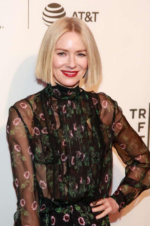 Naomi Watts - 'Luce' Premiere at 2019 Tribeca Film Festival in NY
