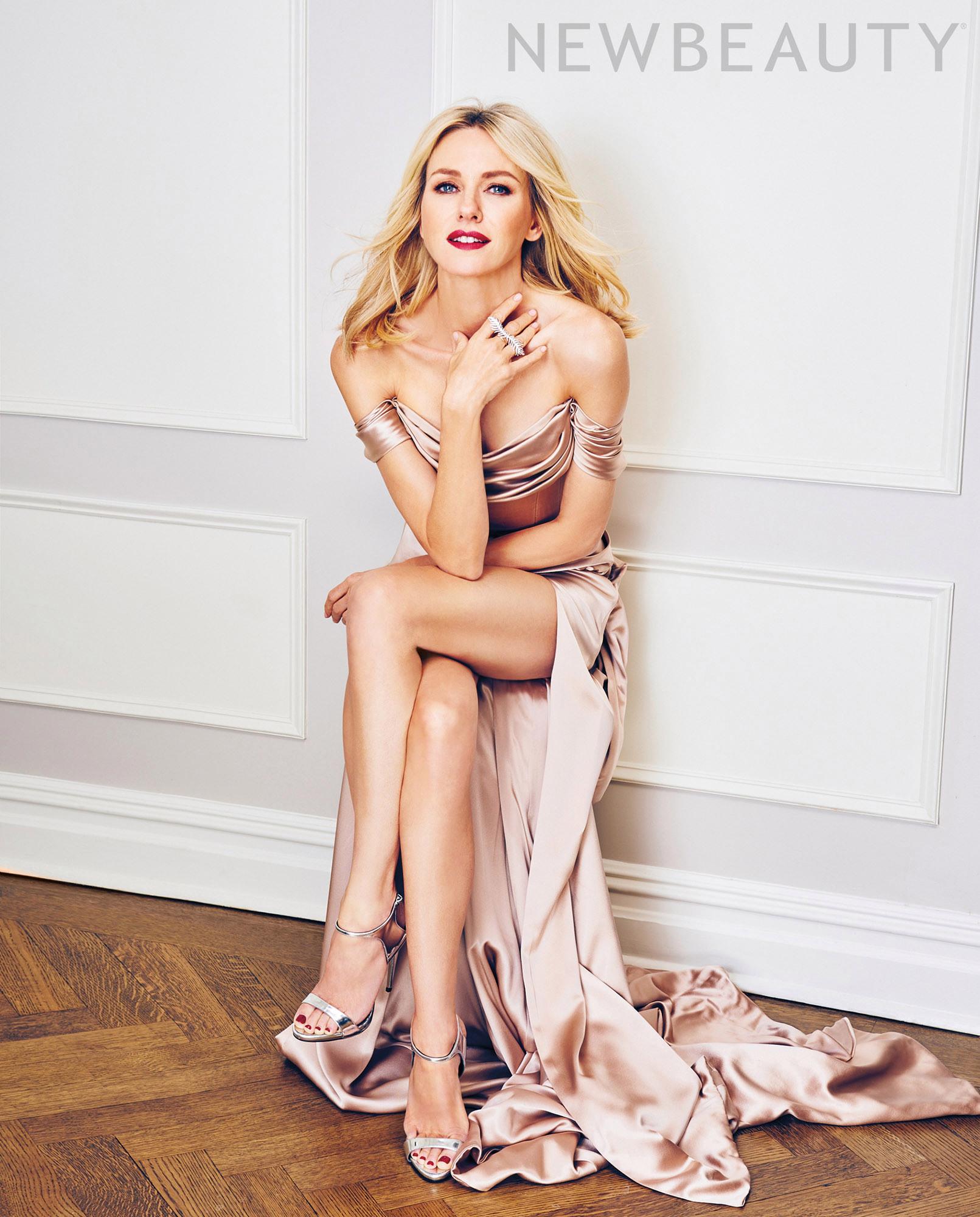 Naomi Watts - New Beauty Magazine (Spring/Summer 2016)