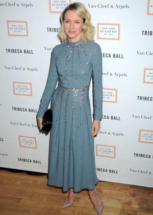 Naomi Watts - New York Academy of Art's Tribeca Ball 2016 in NYC