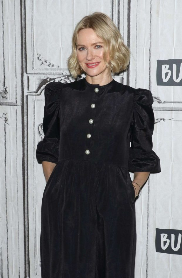 Naomi Watts - On Build Series to discuss 'The Loudest Voice' in New York City