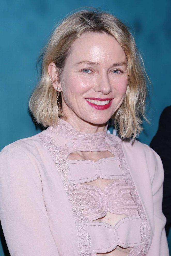 Naomi Watts - Opening Night of Harry Clarke in New York