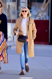 Naomi Watts - Out in New York City