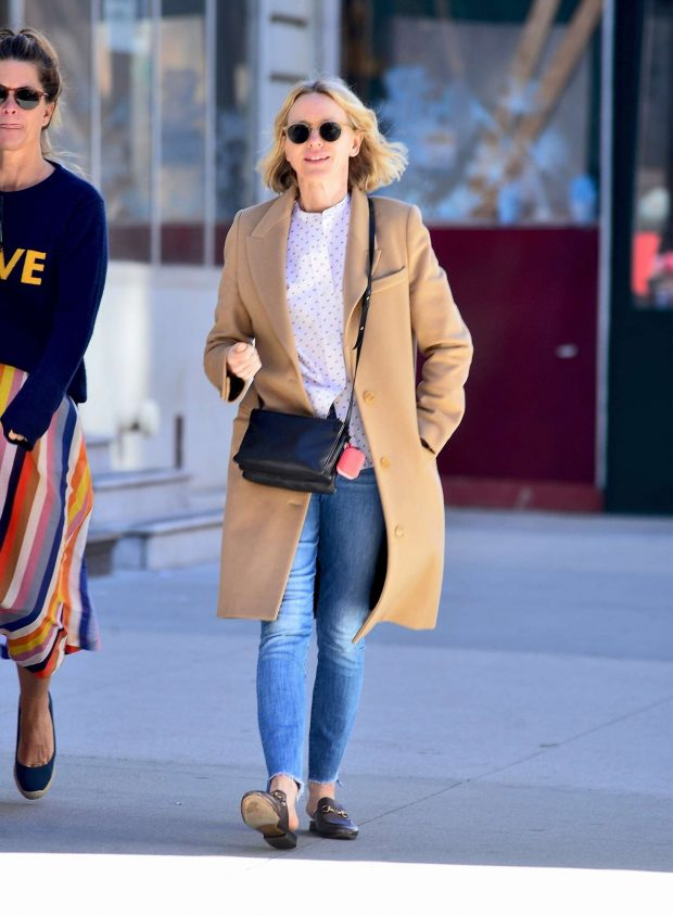 Naomi Watts: Out in New York City -05