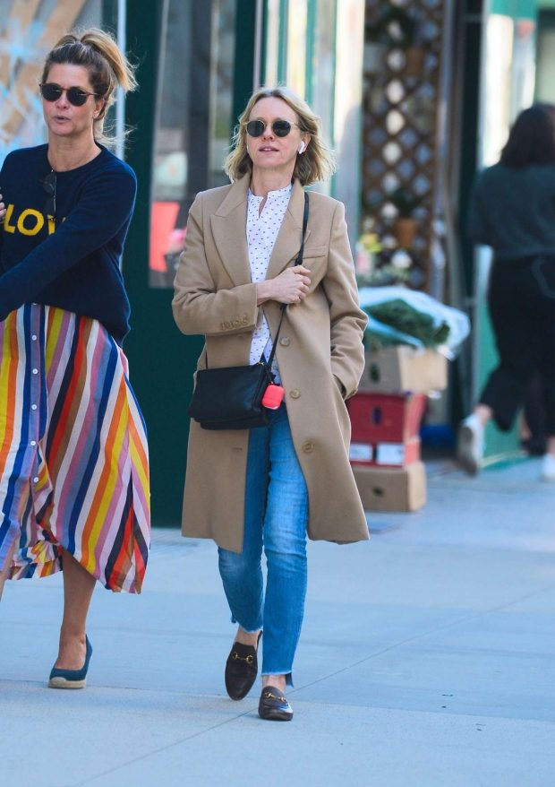 Naomi Watts: Out in New York City -07