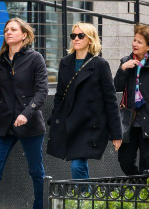 Naomi Watts out in New York -13