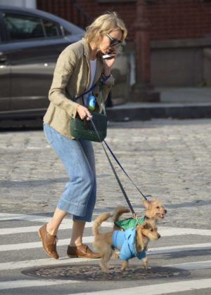 Naomi Watts - Out In New York