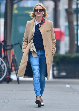 Naomi Watts - Out in NYC