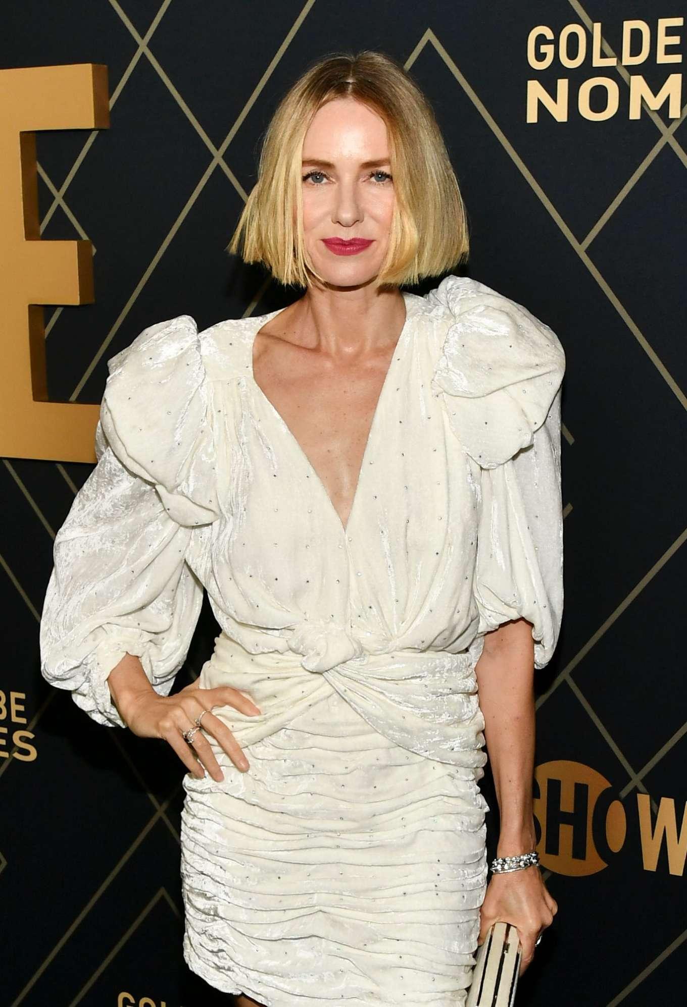 Naomi Watts - Showtime Golden Globe Nominees Celebration in Los Angeles