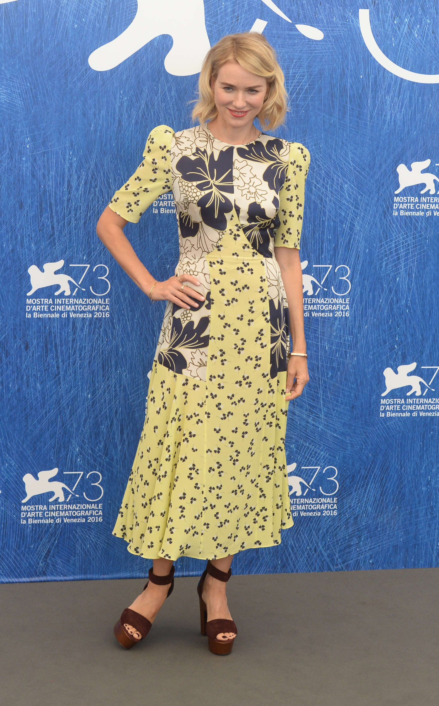 Naomi Watts - 'The Bleeder' Photocall at 73rd Venice Film Festival in Italy