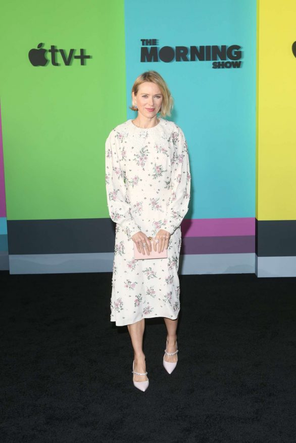 Naomi Watts - 'The Morning Show' Premiere in New York