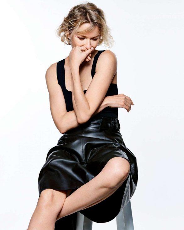 Naomi Watts - The Sunday Times Style magazine (December 2019)