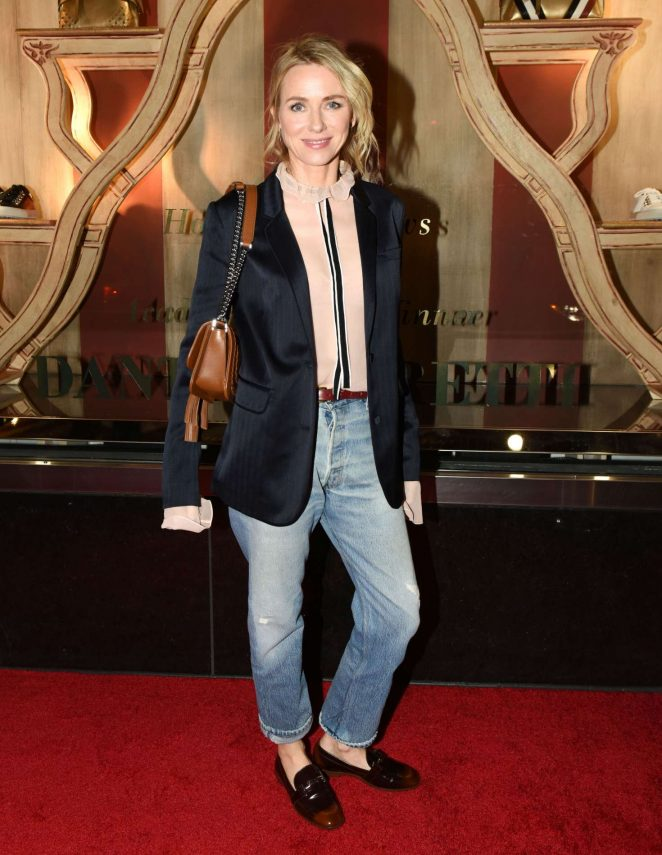 Naomi Watts - Tod's Fellini-esque Holiday Circus Celebration in NY