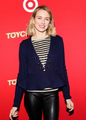 Naomi Watts - 'Toycracker' Musical Premiere in New York