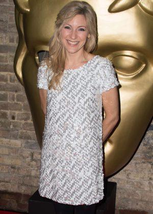Naomi Wilkinson - 2016 BAFTA Children's Awards in London