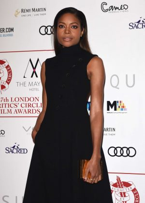 Naomie Harris - 2017 Critics' Circle Film Awards in London