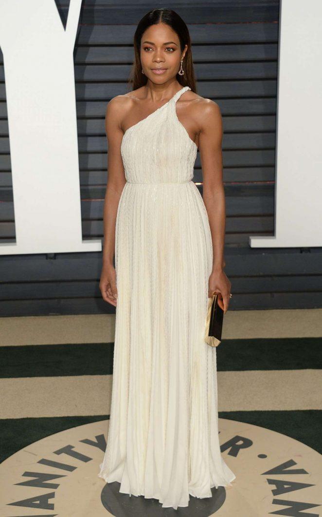 Naomie Harris - 2017 Vanity Fair Oscar Party in Hollywood
