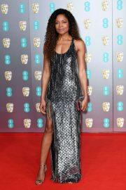 Naomie Harris - 2020 British Academy Film Awards in London