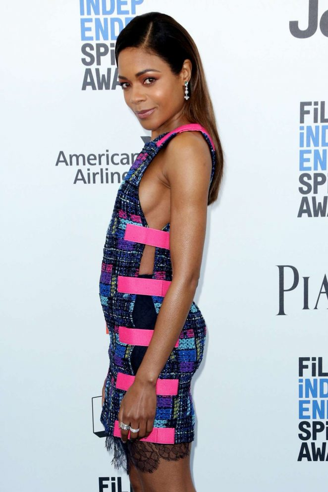 Naomie Harris - 32nd Film Independent Spirit Awards in Santa Monica