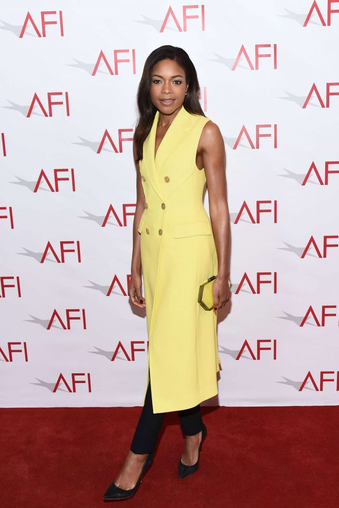 Naomie Harris - AFI Awards Luncheon in Los Angeles
