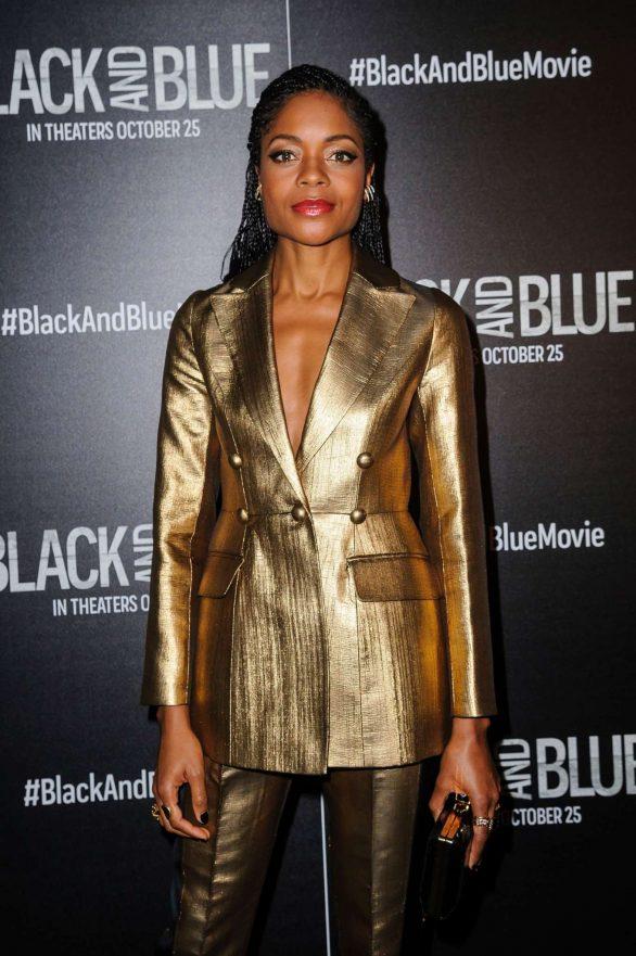 Naomie Harris - 'Black and Blue' Special Screening in New York