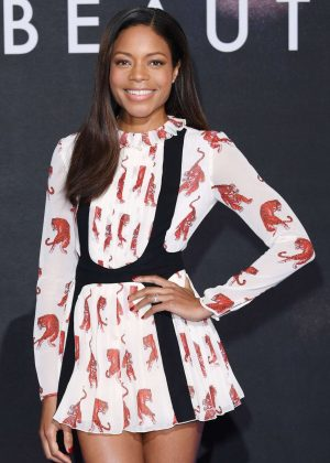 Naomie Harris - 'Collateral Beauty' Photocall in London