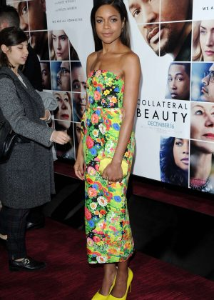 Naomie Harris - 'Collateral Beauty' Premiere in New York