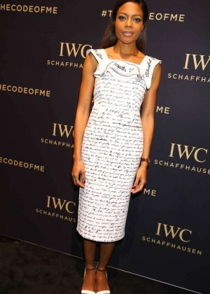Naomie Harris - 'Decoding The Beauty Of Time' Da Vinci Watches Collection Launch in Geneva