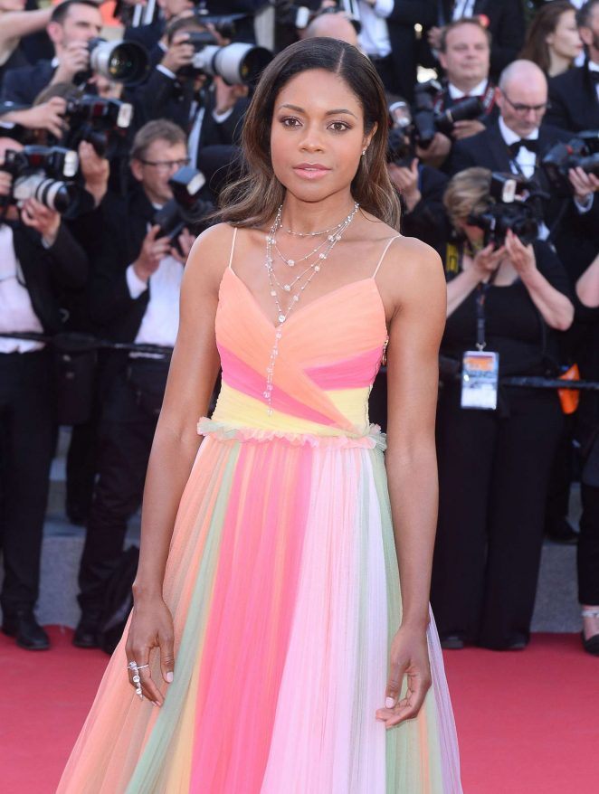 Naomie Harris - 'Ismael's Ghosts' Screening at 70th Annual Cannes Film Festival in France
