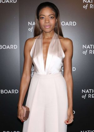 Naomie Harris - National Board of Review 2016 Awards Gala in New York
