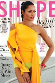 Naomie Harris - Shape US Magazine (October 2019) adds