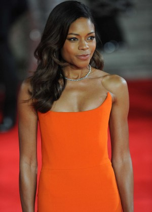 Naomie Harris - 'Spectre' Premiere in London