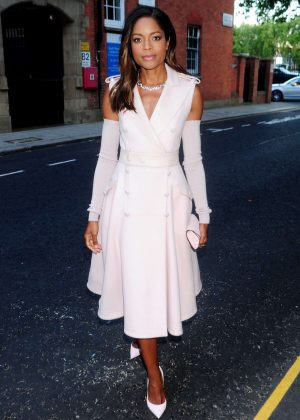 Naomie Harris - Tiffany Paper Flowers Party in London