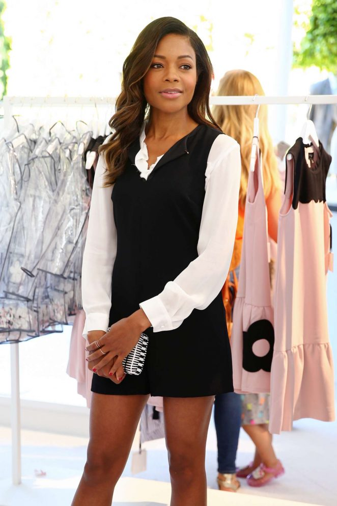 Naomie Harris - 'Victoria Beckham for Target' Garden Party in Los Angeles