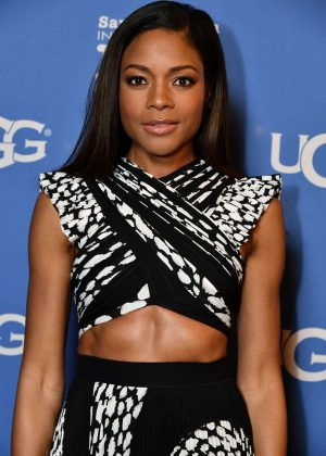 Naomie Harris - 'Virtuosos Tribute' at 2017 Santa Barbara International Film Festival